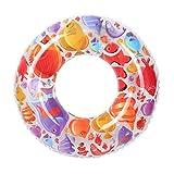 Schwimmringe Schwimmen Ring Sommer Mode Strand Schwimmen Ring Erwachsene Junge Mädchen Baby Schwimmen Ring Float Pool Spielzeuge (Size : 70)