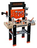 Smoby 360701 - Black + Decker Werkbank Center