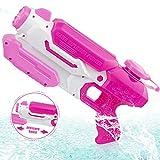 O-Kinee Wasserpistole, Wasserpistole Spritzpistolen Spielzeug, Wasserspritzpistole, Wasserpistole Spielzeug, Water Gun, Wasserpistole mit Großer Reichweite Sommerspielzeug für Jungen Mädchen