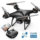 SNAPTAIN SP650 - ferngesteuerte Drohne mit Kamera (1080P Full HD)
