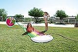 SportFit 600-05 Regenbogen - Wasserrutsche - Rutsche - Badespaß - Wasserbahn - Wasserspaß - Sommerspaß für den Garten