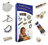 Großes Orff-Instrumente-Set für Kinder: 10-teilig (dresden concerts)