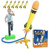 DEVRNEZ Spielzeug ab 3 4 5-12 Jahre Junge, Rakete Spielzeug Outdoor Spiele für Kinder Geschenk Junge 3-12 Jahre Spiele für Draußen Kinder Kinder Spielzeug Mädchen Weihnachten Sale Geschenk für Kinder
