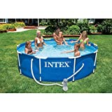 Intex 28202GN Metal Frame Pool - Aufstellpool -  305 x 76 cm