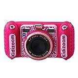 Vtech 80-520054 Kidizoom Duo DX Kinderkamera, pink