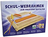 Schul-Webrahmen für Kinder ab 5 Jahren (Allgäuer Webrahmenfabrik)