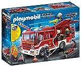 Playmobil Feuerwehrauto 9464 mit Sound und Licht-Funktion ab 5 Jahren (Playmobil City Action)