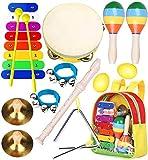 Musikspielzeug-Set für 4-Jährige (Smarkids)