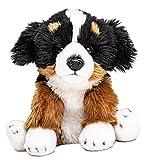 Uni-Toys - Berner Sennenhund Welpe, superweich - 25 cm (Höhe) - Plüsch-Hund - Plüschtier, Kuscheltier