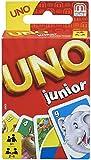 Mattel Games 52456 - UNO Junior Kartenspiel fr Kinder, Kinderspiele geeignet fr 2 - 4 Spieler ab 3 Jahren