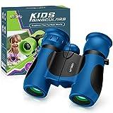DEVRNEZ 3-12 Jahre Jungen Spielzeug für draußen, Kinderfernglas Geschenke für Kinder 3-12 Jahre Fernglas Teleskop für Mädchen Spielzeug für Jungen 3-10 Jahre Kinder Geschenke Binoculars Opernglas