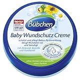 Bbchen Blaue Line Baby Wundschutz Creme, 2er Pack (2 x 150 ml)