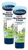 Bbchen Spezial Wundschutz Creme, sensitive Wundheilsalbe, Wund- und Heilsalbe fr zarte Babyhaut, mit Kamille und Lebertran, Menge: 1 x 75 ml