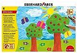 Fingerfarbe für 3-Jährige Kinder - ungiftig und auswaschbar (Eberhard Faber)