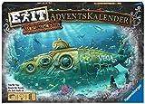 Ravensburger EXIT Adventskalender 2020 - Das gesunkene U-Boot - Ideal für Escape Room-Fans: 24 spannende Rätsel für Kinder ab 10 Jahren, Jugendliche und Erwachsene