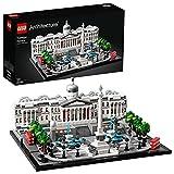 LEGO 21045 Architecture Trafalgar Square, Bauset mit National Gallery für Kinder und Erwachsene