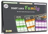 Stadt, Land, Family - Das fairste Familienspiel aller Zeiten