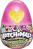 Hatchimals Plush 6056664 - CollEGGtibles Kuschelplüsch in pinkem Ei