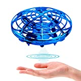 ShinePick UFO Mini Drohne, Kinder Spielzeug Handsensor Quadcopter Infrarot-Induktions-Flying Ball Fliegendes Spielzeug Geschenke fr Jungen Mdchen Indoor Outdoor Fliegender Ball