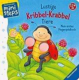 Mein erstes Fingerspielbuch: Lustige Kribbel-Krabbel Tiere (Ravensburger)