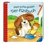 Mein erstes großes Tier-Fühlbuch (Ravensburger)