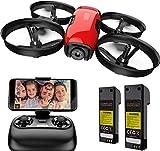 SANROCK U61W - Spielzeug-Drohne mit Kamera