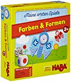 Farben & Formen -Würfel-, Lege- und Zuordnungsspiel (HABA)