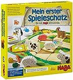 Mein erster Spieleschatz: Spielesammlung mit 10 Gesellschaftsspielen ab 3 Jahren (HABA)