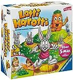 Lotti Karotti – kurzweiliges Hasenrennen für Kinder ab 4 Jahren (Ravensburger)