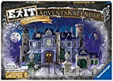 Ravensburger EXIT Adventskalender Das geheimnisvolle Schloss - Ideal für Escape Room-Fans: 24 spannende Rätsel für Kinder ab 10 Jahren, Jugendliche und Erwachsene
