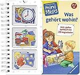 Was gehrt wohin?: Mein groes Spielbuch mit 22 Magnetteilen. Ab 24 Monaten (ministeps Bcher)