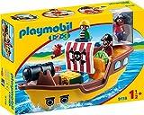 Playmobil 123 Piratenschiff 9118