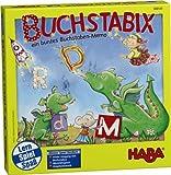 Buchstabix - Erster Umgang mit Buchstaben (HABA)