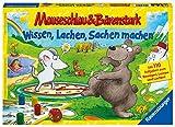 Ravensburger Kinderspiele 21298 - Mauseschlau & Bärenstark Wissen, Lachen, Sachen machen