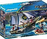 Playmobil Piratenschiff 70412 - Rotrocksegler