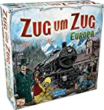 Zug um Zug in Europa - Strategiespiel