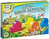 Tempo, kleine Schnecke! Beliebtes Brettspiel für 3-Jährige (Ravensburger)