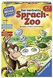 Der verdrehte Sprach-Zoo – Lernspiel für Sprechen und Ausruck (Ravensburger)