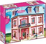 Playmobil romantisches Puppenhaus 5303 mit 6 Zimmern und Balkon