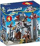 Playmobil Burg des Schwarzen Barons zum Mitnehmen 6697 (Playmobil Super4)