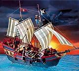 PLAYMOBIL 3940 - Groes Piratenflaggschiff