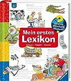 Mein erstes Lexikon: Schauen-Klappen-Staunen – Wieso? Weshalb? Warum? (Ravensburger)