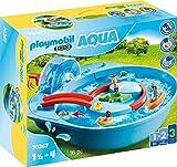 PLAYMOBIL 1.2.3 Aqua 70267 Frhliche Wasserbahn, Ab 1,5 bis 4 Jahre
