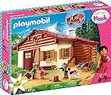 Playmobil Almhütte 70253 von Heidi und Großvater (Heidi)