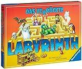 Ravensburger Spiele 26446 - Das verrckte Labyrinth 26446 - Familienspiel ab 7 Jahren