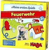HABA 303807 - Meine ersten Spiele – Feuerwehr Spannendes Memospiel für 1-4 Spieler ab 2 Jahren
