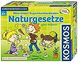 Mein erster Experimentierkasten – Naturgesetze für Kindergartenkinder (Kosmos)
