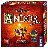Die Legenden von Andor - Fantasy-Brettspiel