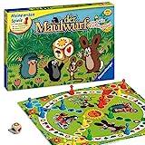 Ravensburger Kinderspiele 21570 - Der Maulwurf und sein Lieblingsspiel