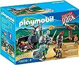 Playmobil 70036 Starter Pack StarterPack Kampf um den Ritterschatz, bunt